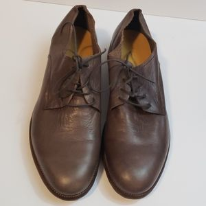BLACKSTONE Suede Oxford Shoes size 44